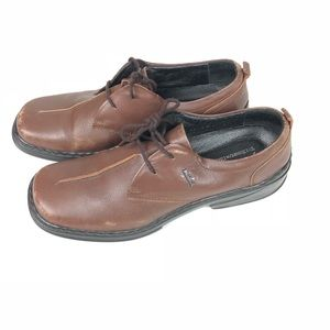 Josef Seibel Men's Leather Comfort dress shoe